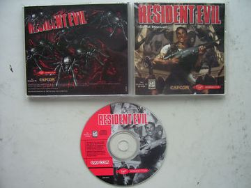 Resident Evil   PC  RARE ORIGINAL GAME